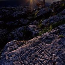 Alba dell'Equinozio all'Acropoli di Alatri