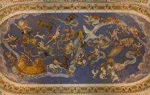 Soffitto di Palazzo Farnese a caprarola (VT)