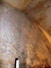 Il Cristo nel Labirinto - Anagni