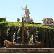 Parco di Villa D'Este a Tivoli (RM)