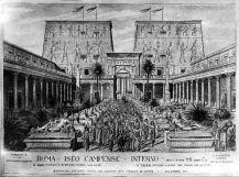 Il Tempio di Iside Campense a Roma