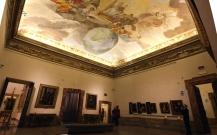La Divina Sapienza di A. Sacchi (Palazzo Barberini)