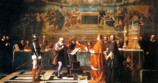 Il processo contro Galileo Galilei