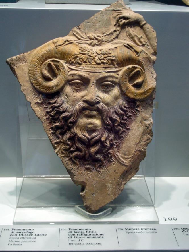 Zeus Ammone