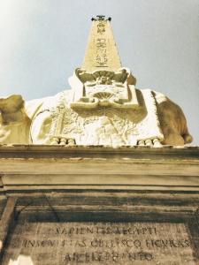 L'Obelisco della Minerva
