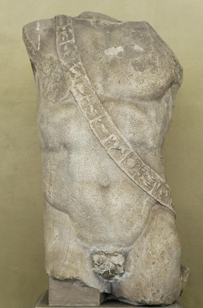 Helios Chiaramonti - Musei Vaticani - Roma