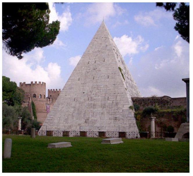 La Piramide Cestia